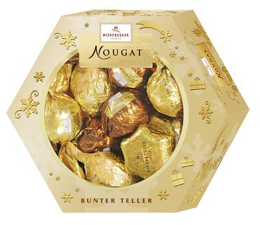 Niederegger Christmas Nougat Platter