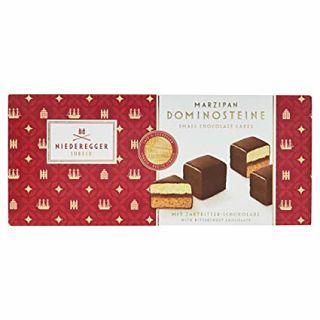 Niederegger Marzipan 'Dominosteine' Small Chocolate Cakes