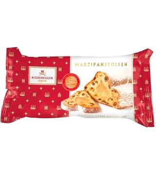 Niederegger Marzipan Stollen Cake