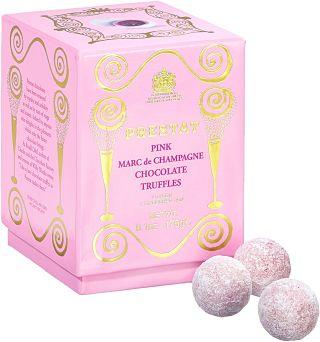 Prestat Pink Marc de Champagne Truffles
