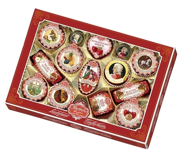 Reber Specialty Chocolate Assortment 525g
