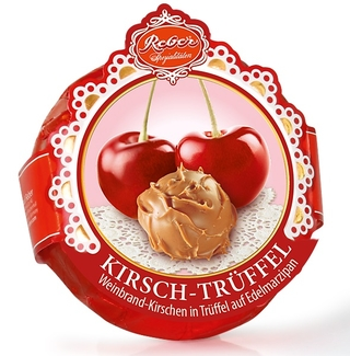 Reber Kirsch Pastete
