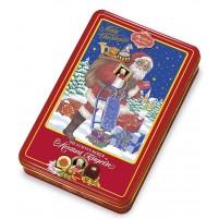 Reber Mozart Kugeln Christmas Tin