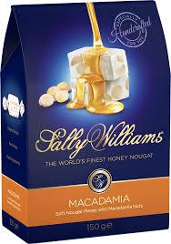Sally Williams Macadamia Nougat Gift