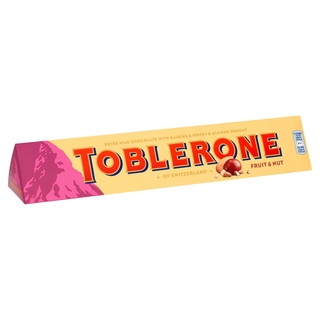 Toblerone Fruit & Nut Milk Chocolate 360g