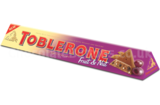 Toblerone Fruit & Nut Milk Chocolate