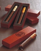 Venchi Single Chocolate Cigar in a Gift Box