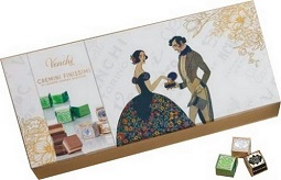 Venchi Heritage Gift Box of Assorted Giandujas