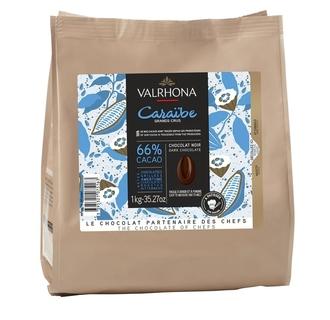 Valrhona Noir Caraibe 66% Kilo Bag