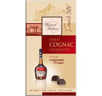 Warner Hudson Courvoisier Chocolates