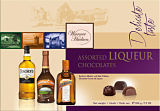Warner Hudson Assorted Chocolate Liqueurs