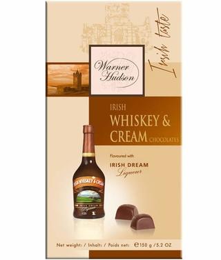 Warner Hudson Irish Whiskey & Cream Chocolate