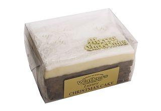Walkers Luxury Christmas Slab Cake