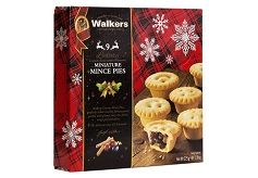 Walkers Miniature Mince Pies