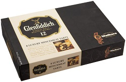 Walkers Glenfiddich Mince Pies