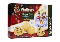 Walkers Gluten Free Shortbread Assortment