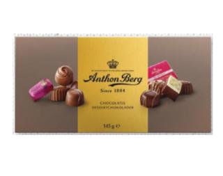 Anthon Berg Favourites Gift Box