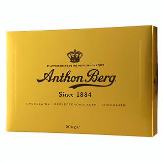 Anthon Berg Chocolate Assortment Gold Box