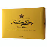 Anthon Berg Chocolate Assortment Gold Box