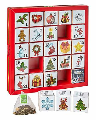 English Tea Advent Calendar