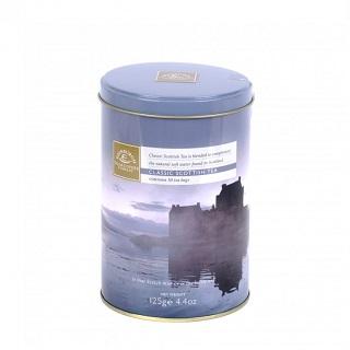 Edinburgh Tea & Coffee Company Classic Scottish Tea Caddy