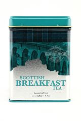 Edinburgh Tea & Coffee Company Classic Scottish Tea Caddy (loose leaf)