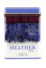 Edinburgh Tea & Coffee Company Heather Tea Caddy (Loose Leaf)