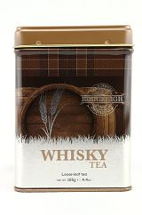 Edinburgh Tea & Coffee Company Whisky Flavoured Tea Caddy (Loose Leaf)