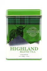Edinburgh Tea & Coffee Company Highland Blend Tea Caddy (Loose Leaf)
