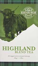 Edinburgh Tea & Coffee Company Highland Blend Tea (125g box)