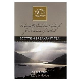 Edinburgh Tea & Coffee Company Scottish Breakfast Tea (50g box)