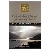 Edinburgh Tea & Coffee Company Scottish Breakfast Tea (50g box)