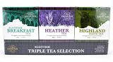 Edinburgh Tea & Coffee Company Scottish Triple Tea Selection