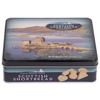 Gardiner's Eilean Donan Shortbread Tin