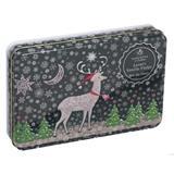 Gardiner's Christmas Reindeer Fudge Tin