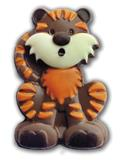 Chocolate Tommy the Tiger