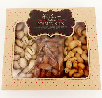 Hider Roasted Nuts Selection