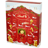 Lindt Bear Adorable Advent House Calendar