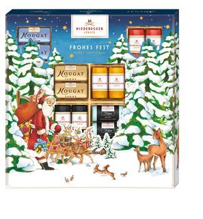 Niederegger Christmas Master Selection