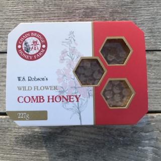 W.S. Robson's Wild Flower Comb Honey