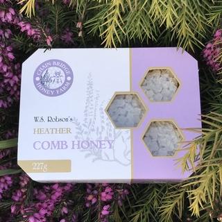 W.S. Robson's Heather Comb Honey