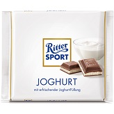 Ritter Sport with Yogurt Filling 250g