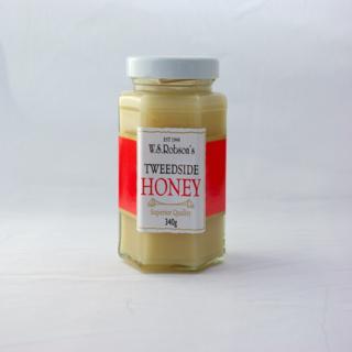 W.S. Robson's Tweedside Honey 227g