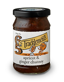Tracklements Apricot and Ginger Chutney