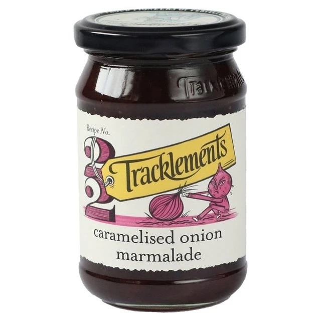 Tracklements Caramelised Red Onion Relish