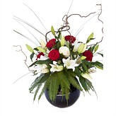 Impressive Vase Arrangement | Flower Arrangement | Vase Arrangements Delivered by Flowersbuydelivery