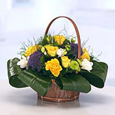 Scented Basket Arrangement
