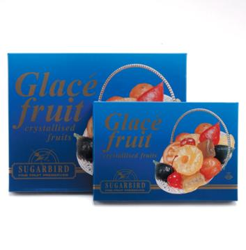 Sugarbird Assorted Glace Fruits