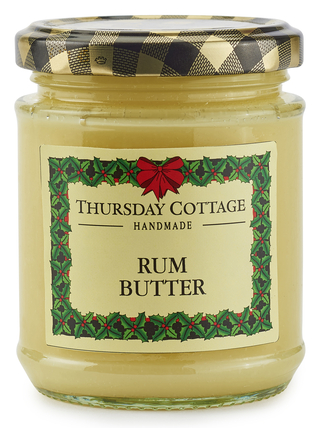 Thursday Cottage Rum Butter