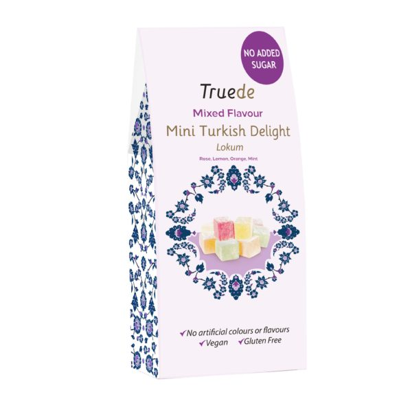 Truede No Added Sugar Mixed Turkish Delight
